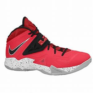 Nike LeBron Zoom Soldier VII (7) 'Laser Crimson' - Now ...