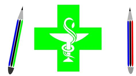 Pharmacy Logo by How To Draw Pharmacy Logo