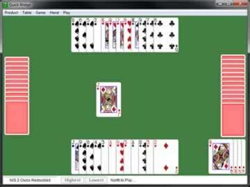 · each player is required to play a card, where the highest card, taking into account suit and rank, wins the trick. Quick Bridge Game - Download and Play Free Version!