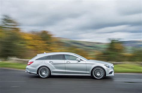 mercedes benz cls shooting brake review  autocar