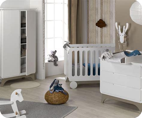 chambre bébé blanche chambre bébé complète évolutive pepper blanche