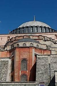 Hagia Sophia - Constantinople, Byzantine Empire - 3d model ...