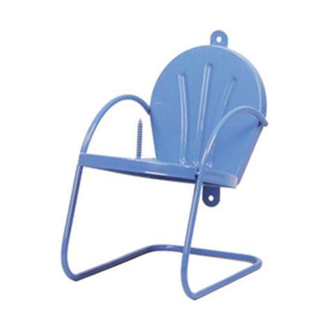 squirrel feeder chair plans shop garden treasures metal 1 corn cob feeder at lowes
