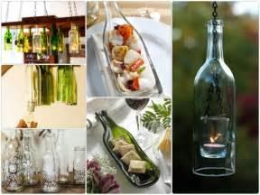 Wine Glass Decoration by Diy Deko Aus Glasflaschen 20 Inspirierende Beispiele Und