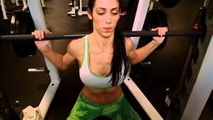 Bella Falconi TREINO | Fitness & Bodybuilding Brasil - YouTube