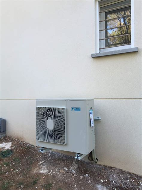 installation de installation de climatisation r 233 versible daikin 224
