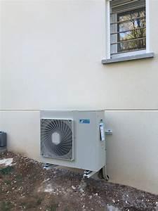 Installation Clim Reversible : installation de climatisation r versible daikin ~ Premium-room.com Idées de Décoration