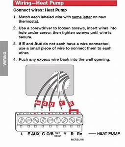 27 Honeywell Thermostat Heat Pump Wiring Diagram