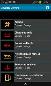 Signification Voyant Voiture : tous les voyants voiture android apps on google play ~ Gottalentnigeria.com Avis de Voitures