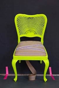 Painted chairs Inspiration and Electric on Pinterest