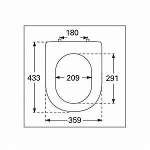 Wc Sitz Lochabstand : villeroy boch subway 2 0 wc sitz mit soft closing funktion 7010276 ~ Watch28wear.com Haus und Dekorationen