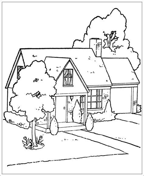 Moderne Häuser Zum Ausmalen by Ausmalbilder Zum Ausdrucken Ausmalbilder Haus Zum Ausdrucken