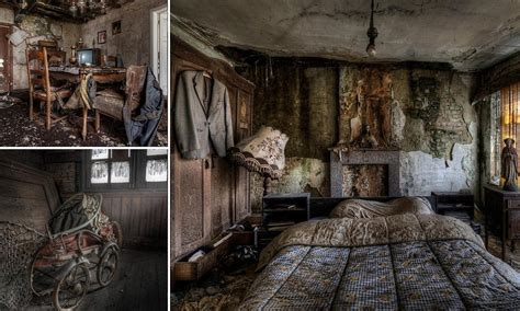 photographer niki feijens eerie images   abandoned