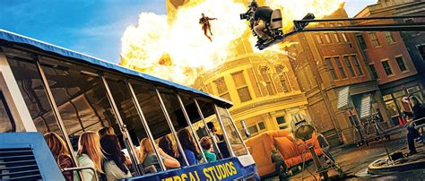 The Worldfamous Studio Tour  Rides & Attractions