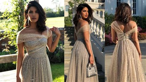Priyanka Chopra Wedding Dress :  Priyanka Chopra Steals Meghan