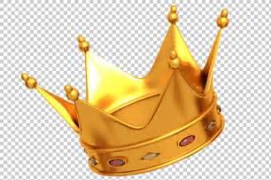Gold Crown Transparent