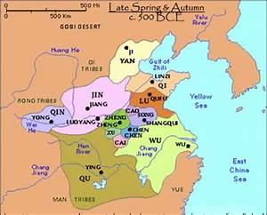 Spring and Autumn Period, China Dynasties, China History