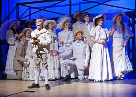 jp taravella holds benefit performances ragtime states