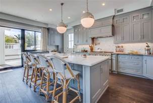 grey kitchens ideas kitchen cabinetry blue gray color home ideas interior design