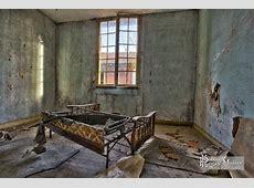 Appartements abandonné dans le village des mineurs de