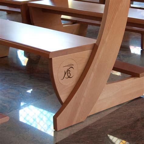 banchi chiesa simbolo laser banchi chiesa arredi sacri confessionali