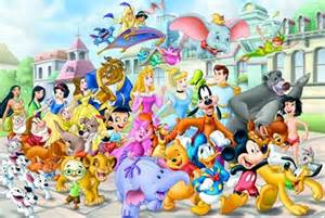 disney wants to pile all their rides and characters into one i stuff