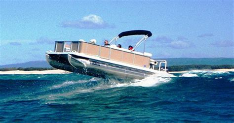 Offshore Dive Boats by Pontoon Boats Offshore Certified Deck Boats For Sale Orca