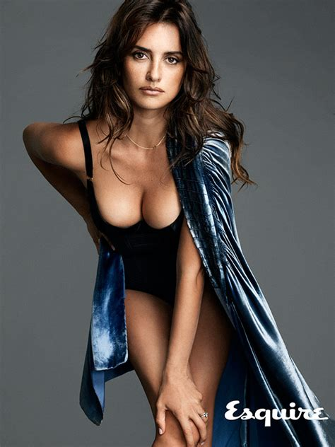 Penelope Cruz Named Sexiest Woman Alive In 2014 By Esquire