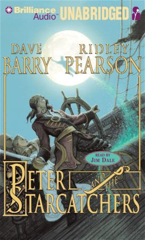 Listen To Peter And The Starcatchers By Ridley Pearson
