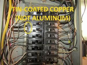 Hazards With Aluminum Wiring