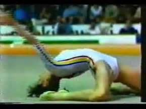 nadia comaneci 1979 european s event finals floor exercise