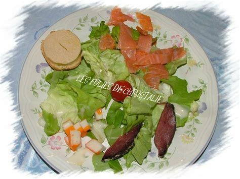 salade terre et mer les folies de christalie ou quand