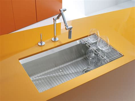 stainless steel sink rack standard plumbing supply product kohler k 3673 na 8