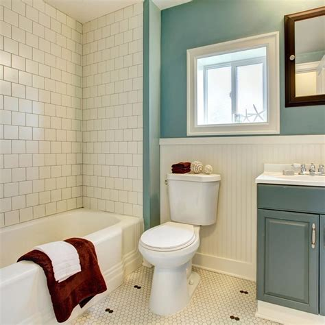 subway tile shower bench 13 tile tips for better bathroom tile the family handyman