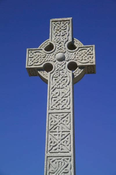 Celtic Trinity Knot with Cross