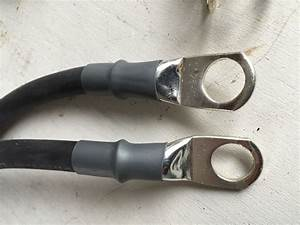 Yamaha G19 4 Gauge  4 Welding Wire Battery Cable Hd Copper