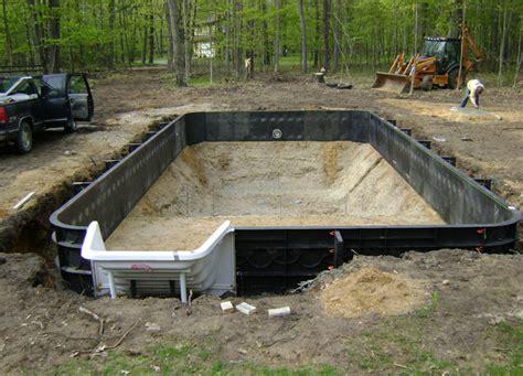 Diy Inground Pool Images  Pool Design Ideas