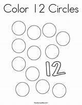Circles Coloring Noodle Built California Usa sketch template