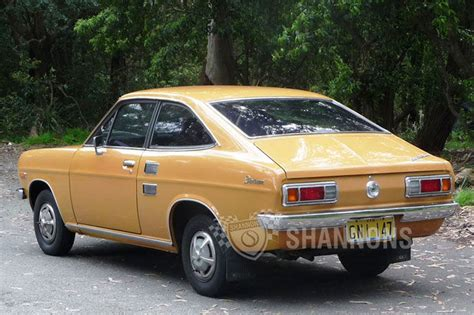 Datsun 1200 Coupe Sale by Sold Datsun 1200 Deluxe Coupe Auctions Lot 7 Shannons
