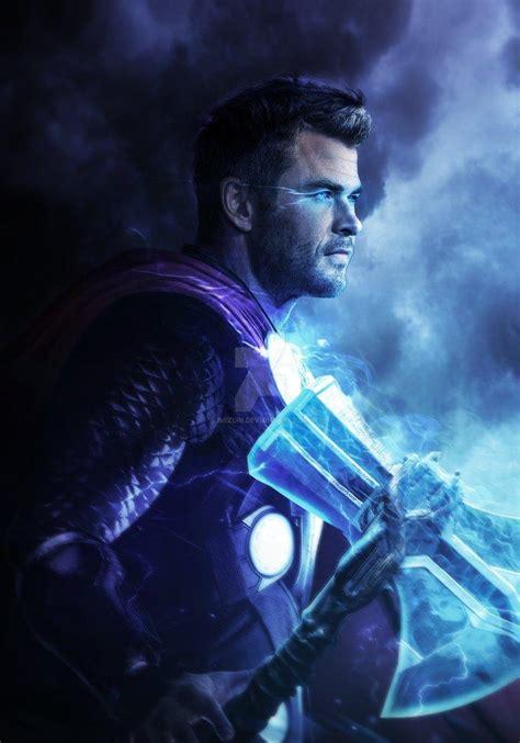 Avengers Endgame Thor Wallpapers - Wallpaper Cave