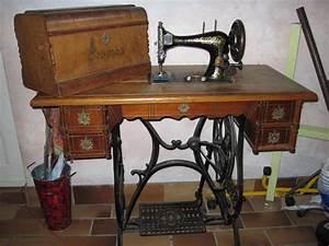 Ancienne Machine A Coudre : achat machine a coudre ancienne ~ Melissatoandfro.com Idées de Décoration