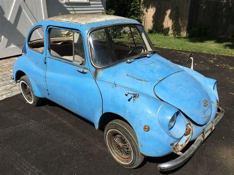 Subaru 360 For Sale by 2 990 Small 1970 Subaru 360 Deluxe