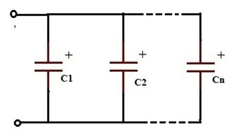Working Capacitors Series Parallel Circuits
