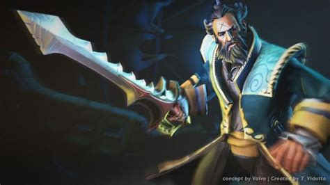 kunkka dota  hd sword high definition wallpaper  dota  heroes pinterest