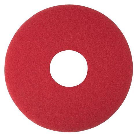 3m 12 in niagara 5100n floor buffing pads 5 per box