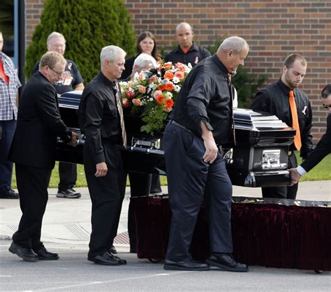 mike nichols tree service kevin ward funeral friend praises driver hit by tony