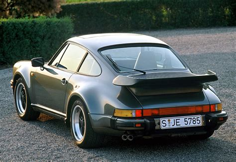 porsche  turbo  coupe  specifications