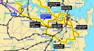 Sydney Light Rail Orbital – White Bay Green Link
