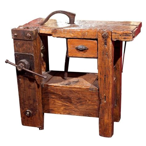 france  original  walnut work benchthis