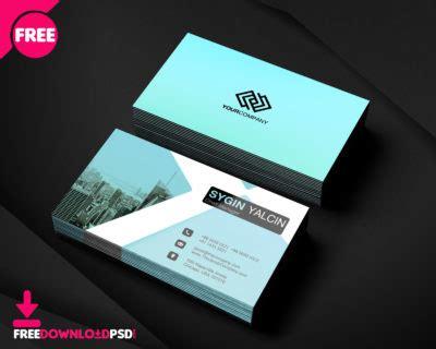 travel agency business card psd freedownloadpsdcom